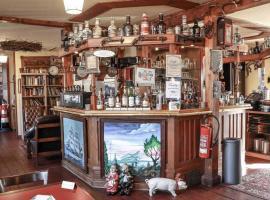 Gaststaette & Pension Schinkenkrug, Hotel in der Nähe von: Yachthafen Warnemünde, Hinrichshagen