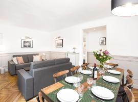 LivinParis - Luxury 4 Bedrooms Opera Lafayette II, self catering accommodation in Paris