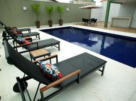 Hotel Eldorado Flat, hotel in Contagem