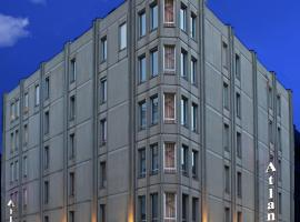 c-hotels Atlantic, hotel near Centrale Metro Station, Milan