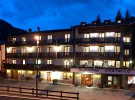 Albergo Castello da Bonino, hotel near Fortress of Bard, Champorcher