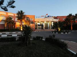 Hotel du Parc, hotel in Tunis