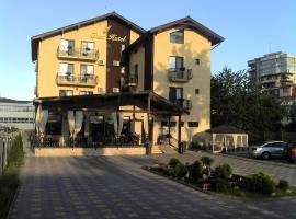 Best Hotel, hotel near Prislop Monastery, Hunedoara