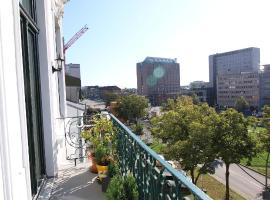 Exclusive Apartment Central Station, budget hotel in Hamburg