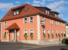Landgasthof zum Hirschen, Hotel in Sulzfeld (im Grabfeld)