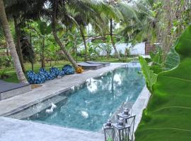 Dreamtime Sri Lanka, guest house in Hikkaduwa