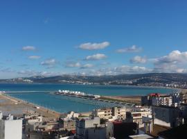 Hotel Le Gardenia (ex Lutetia), hotel in Tangier