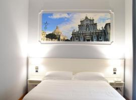 Hotel Centrum, hotel in zona Catania Fish Market, Catania