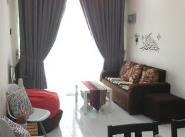 A'isy Rest House, homestay in Changlun