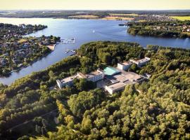 Ozdorovitelny Kompleks Klyazma, hotel in Povedniki