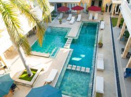 Bali Court Hotel & Apartment, apartment in Legian