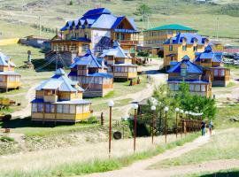Baza Otdykha Naratey, hotel with pools in Sakhyurta
