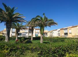 Résidence Aquaplage, hotel near Aqualand Cap d'Agde, Cap d'Agde