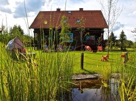 Ville i Apartamenty Sady – hotel w mieście Mikołajki