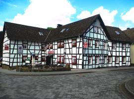 Garni Hotel im Fachwerkhof, Hotel in Einruhr