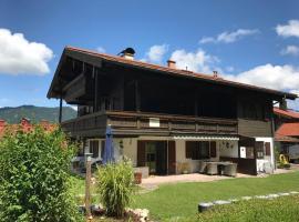 Haus am Dürrach, Hotel in Reit im Winkl