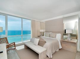 3 Bedroom Direct Ocean Front located at 1 Hotel & Homes -919, serviced apartment in Miami Beach