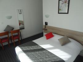 Les Ambassadeurs, hôtel à Saint-Chamond près de: EMLYON Campus Saint-Etienne