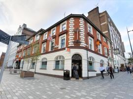 easyHotel London Luton, hotel in Luton