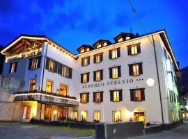 Albergo Stelvio, hotel in Bormio