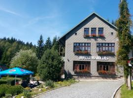 Hotel Maredis – hotel w mieście Kořenov