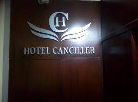 Hotel Canciller, hotel in Posadas