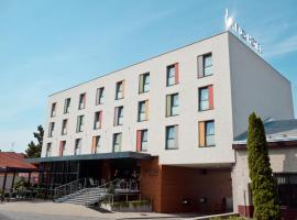 IMPIQ Hotel, hotel v Trnave