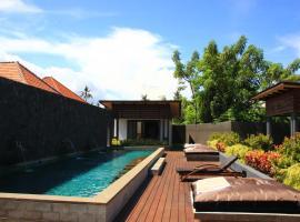 Villa Semut Merah, accessible hotel in Sanur
