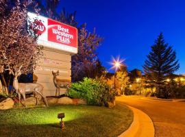 Best Western Plus Deer Park Hotel and Suites, hotel in Craig