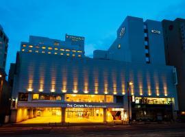 The Crown Palais New Hankyu Kochi, hotel in Kochi