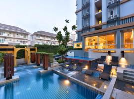 The Grass Serviced Suites, hotel in Pattaya