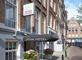 Nova Hotel, hotel near Nieuwe Kerk, Amsterdam