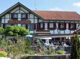 Hotel Restaurant Koi-Gartenteich, отель в городе Hausernmoos
