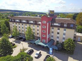AMBER HOTEL Chemnitz Park, ξενοδοχείο στο Κέμνιτς
