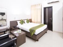 Treebo Trend Shubhankar Inn, hotel near Riverside Mall Lucknow, Lucknow