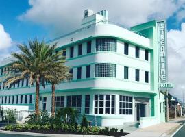 The Streamline Hotel - Daytona Beach, hotel near Daytona International Speedway, Daytona Beach