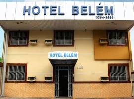 Hotel Belem Fortaleza, hotel near North Shopping, Fortaleza