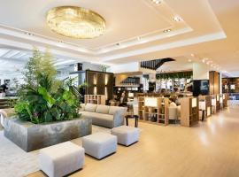 Melia Barajas, Hotel in der Nähe vom Flughafen Madrid-Barajas - MAD,