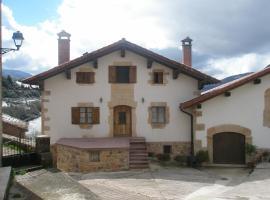 Casa Rural Parriola, casa rural en Villanueva de Arce