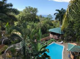 Hostel Plinio, Hotel in Nationalpark Manuel Antonio