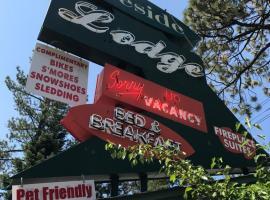 Fireside Lodge, vacation rental in South Lake Tahoe