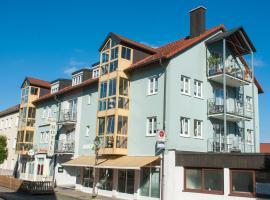 Altmühlhotel, hotel in Treuchtlingen