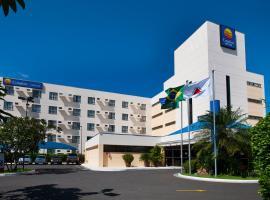 Comfort Uberlândia, hotel in Uberlândia