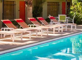 Desert Riviera Hotel, hotel in Palm Springs