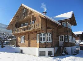 "Chalet ""Hoamatl"", Hotel in Haus im Ennstal"