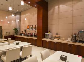 Jinjiang Inn Select Pingshang Taizhou Medicine City、Taizhouのホテル