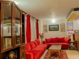 Hotel Le Primula, accessible hotel in Gangtok