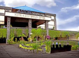 Aston Denpasar Hotel & Convention, hotel near Ubung Bus Station, Denpasar