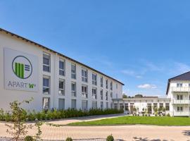 City Hotel ApartW3 - kostenlos parken, hotel in Bad Oeynhausen