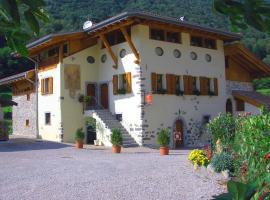 Locanda Borgo Chiese, hotel in Condino